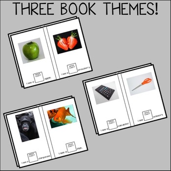 Adapted Books Bundle: Colors (Autism Resource)