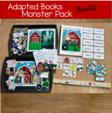 Adapted Books Monster Pack