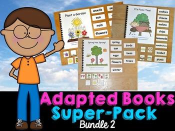 Adapted Books Super Pack Set 2