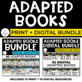 Adapted Books ULTIMATE Bundle Special Ed | Print + Digital