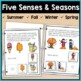 Adapted Books for Special Education and Autism: Yearlong BUNDLE