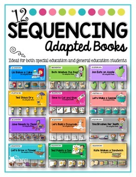 Adapted Books for Learning Sequencing