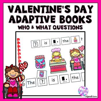 Adapted Books for Valentine's Day