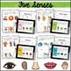 Seasons Adapted Books: 5 Senses BUNDLE (Autism & Special Education)