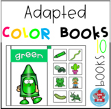 Adapted Color Books