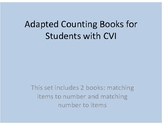 Adapted Counting Books for Students with CVI