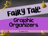 Adapted Fairy Tale Graphic Organizers