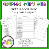Adapted Fairy Tales Graphic Organizers- Lucy Calkins