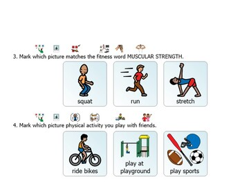 Adapted Fitness Assessment