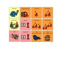 Adapted Game Communicaiton Board: Hi-Ho Cherry-O