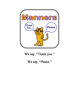 Adapted Good Manners Poem