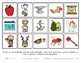 Adapted Interactive Beginning Reader for the letter A - 21 Picture Words
