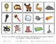 Adapted Interactive Beginning Reader for the letter M - 27 Picture Words
