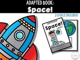 Adapted Interactive Book: Space