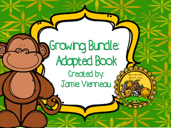 Adapted (Interactive) Books for Early Childhood & Special