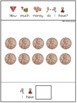 Adapted Interactive Penny Book for Autism / SPED