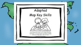 Adapted Map Key Skills (VAAP HS-G1 )