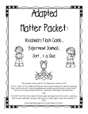Adapted Matter Packet (VAAP 5S-SI 1 & 5S-FME 5)