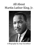 Adapted Modified Biography of Martin Luther King Jr.