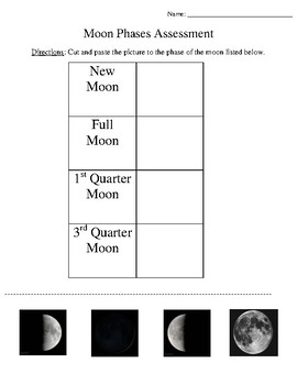 Adapted Moon Phase Assessment