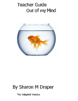 Adapted Novel Out of My Mind