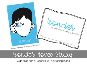 Adapted Novel Study: Wonder