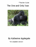 Adapted Novel The One and Only Ivan