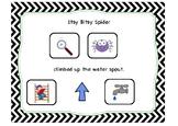 """Nursery Rhyme """"Itsy Bitsy Spider"""""""