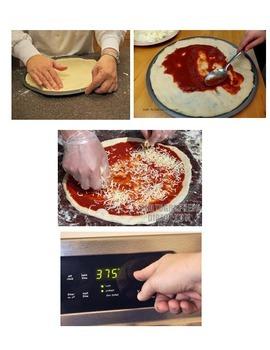 Adapted Pizza Recipe!