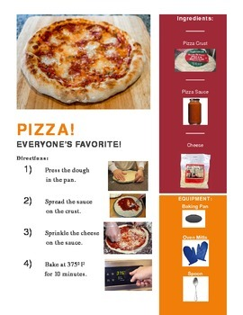 Adapted Pizza Recipe!