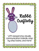 Adapted Rabbit Craftivity