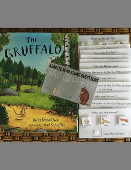 Adapted Read Along Questions: The Graffalo