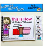 Adapted Recipe Book:  This Is How We Make A Milkshake