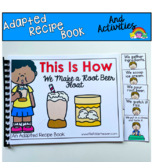 Adapted Recipe Book:  This Is How We Make A Root Beer Float