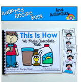 Adapted Recipe Book:  This Is How We Make Chocolate Milk
