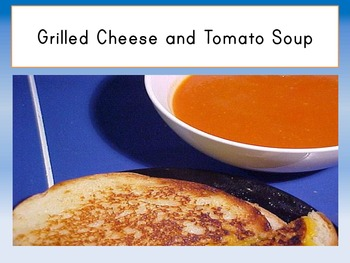 Adapted Recipe - Grilled Cheese