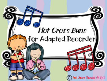 Adapted Recorder- Freebie