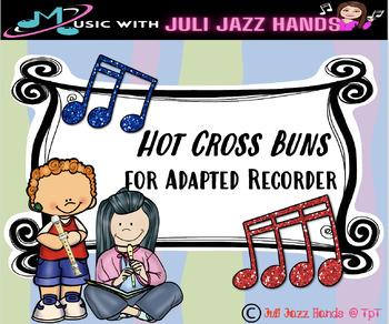 Adapted Recorder- Freebie