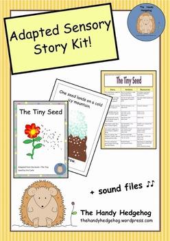 Adapted Sensory Story: The Tiny Seed