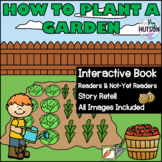 Interactive Sequence Book: How to Plant a Garden