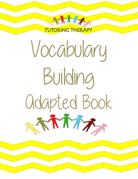 Adapted Sight Words Book