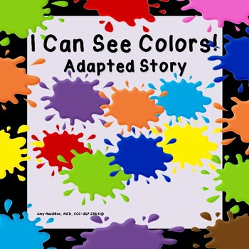 Interactive Book about Colors