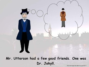 Adapted Summary of The Strange Case of Dr. Jekyll and Mr. Hyde