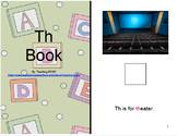Adapted TH Consonant Digraph Book : AUTISM