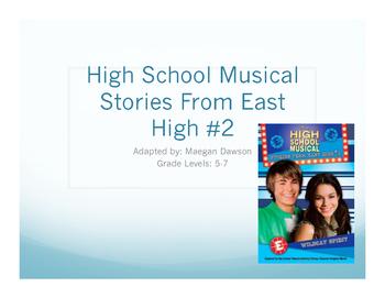 Adapted Text- High School Musical 2