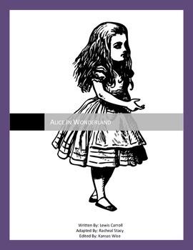 Adapted Version of Alice in Wonderland