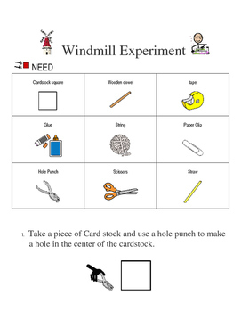 Adapted Windmill Experiment