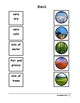 Adapted Work Packet: Biomes