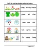 Adapted Work Packet: Spring