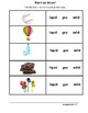Adapted Work Packet: States of Matter